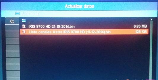 actualizar firmware sin usb iris 9700 hd 02